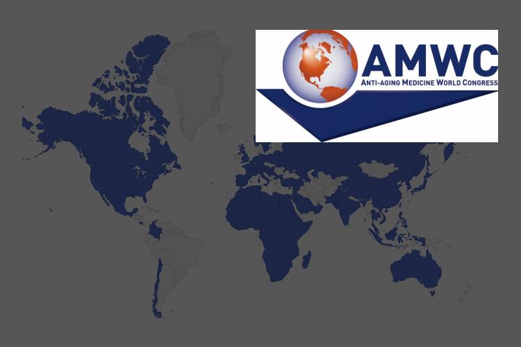 AMWC 2019 – Congresso Mundial de Medicina Anti-Envelhecimento